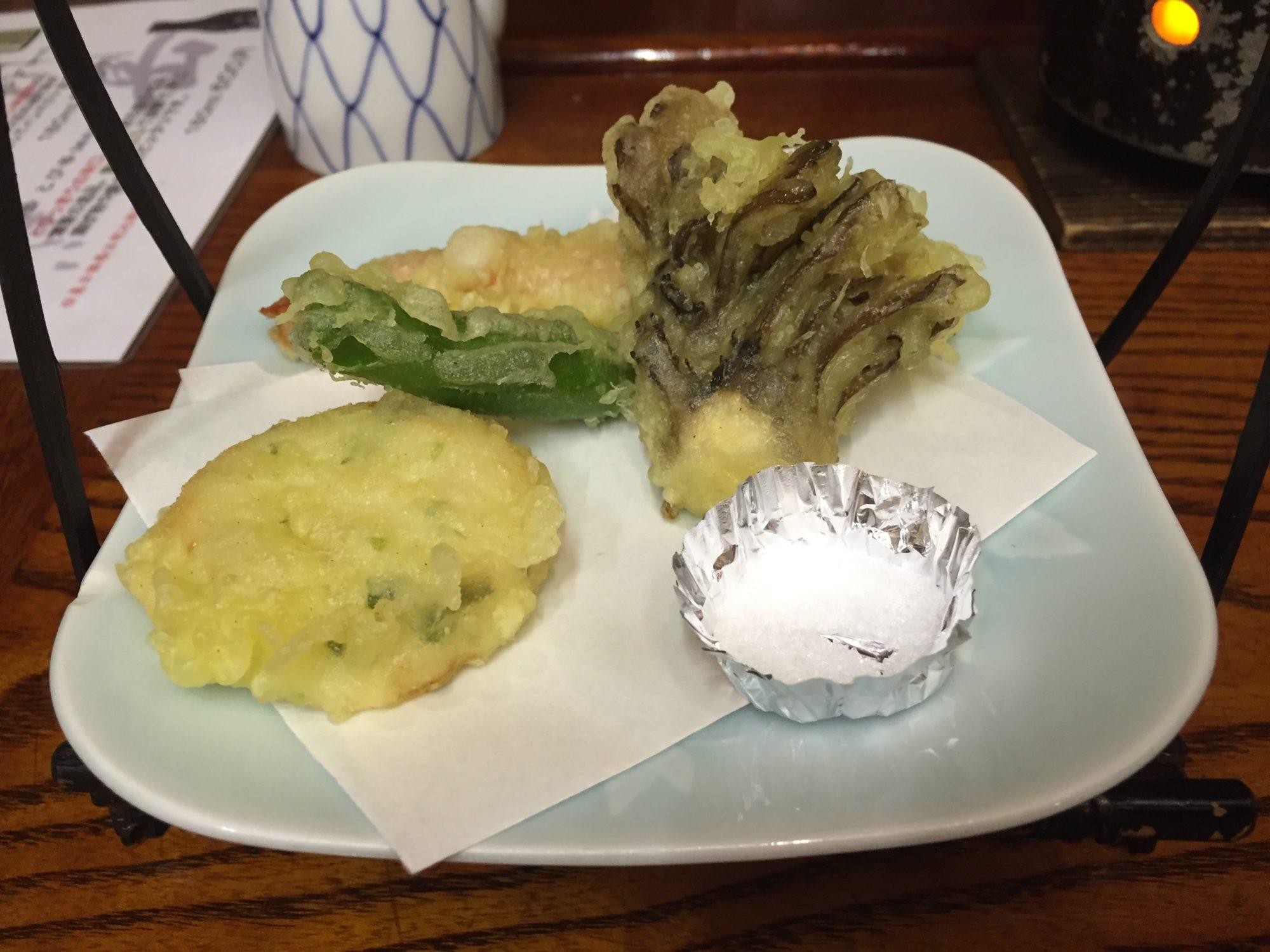 松村屋旅館夕食