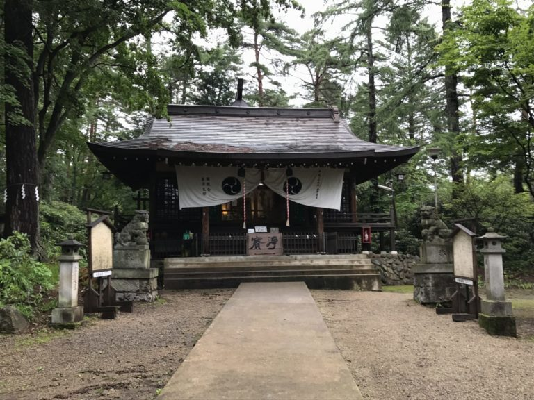 草津温泉白根神社