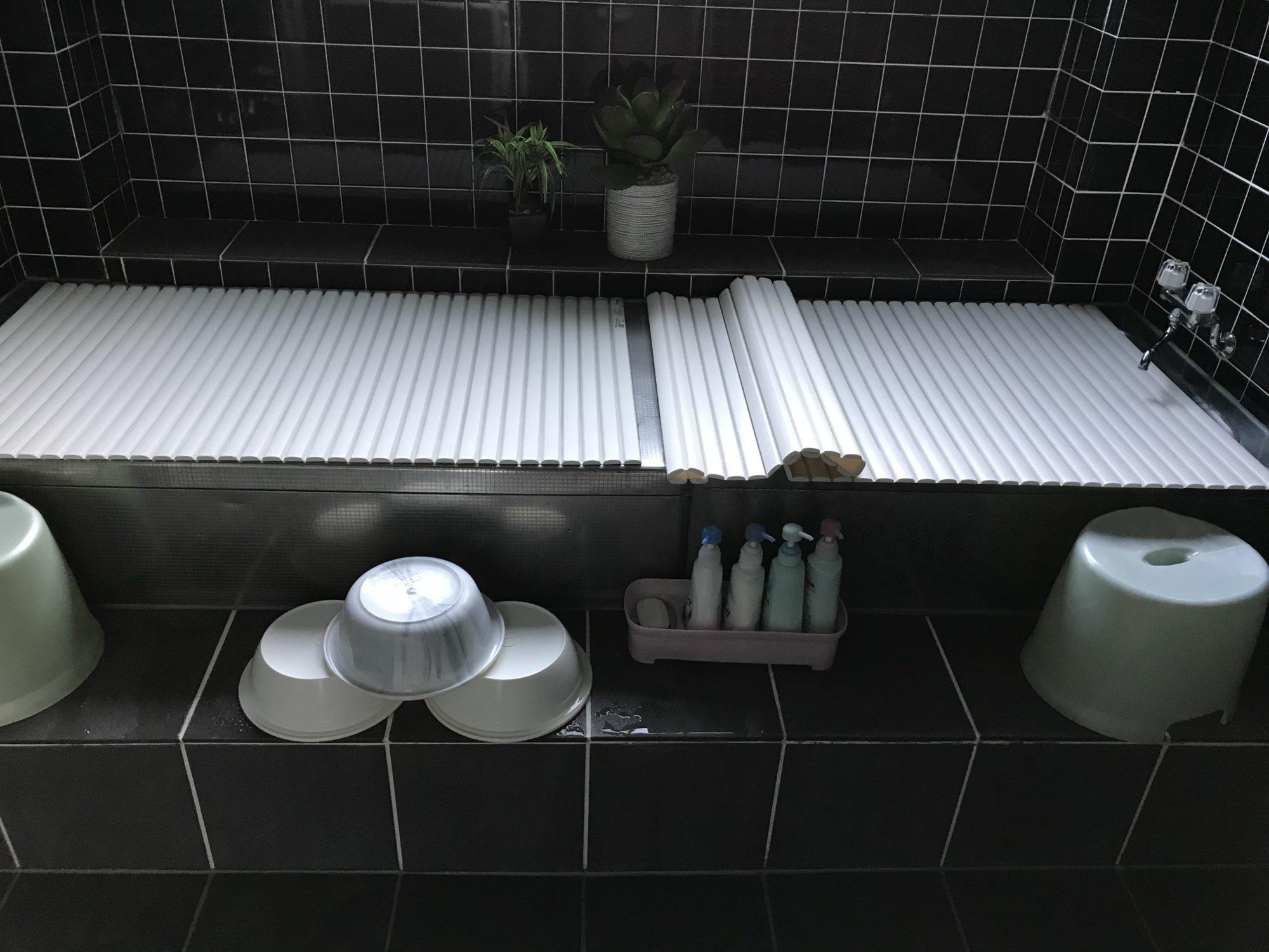 寿し六旅館共同浴場の浴槽