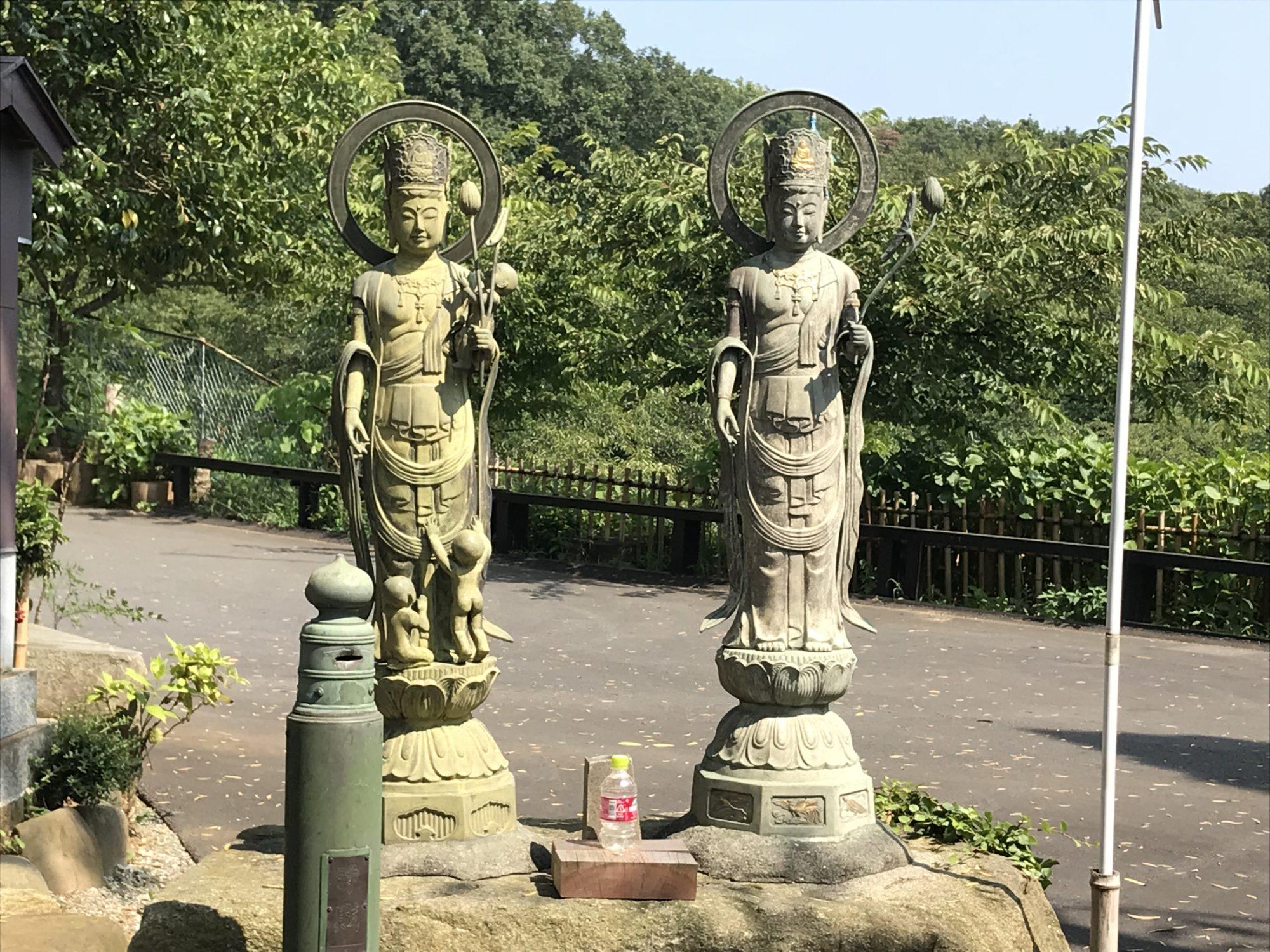 飯山長谷寺の仏像