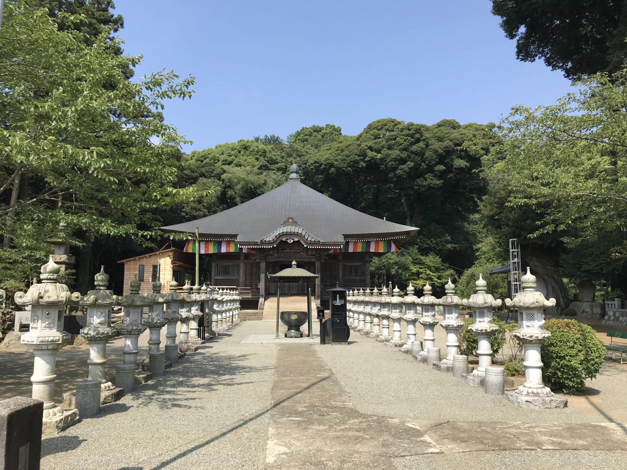 厚木飯山長谷寺観音堂