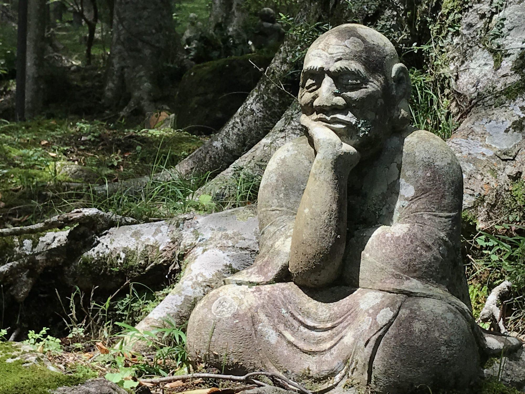箱根仙石原長安寺五百羅漢