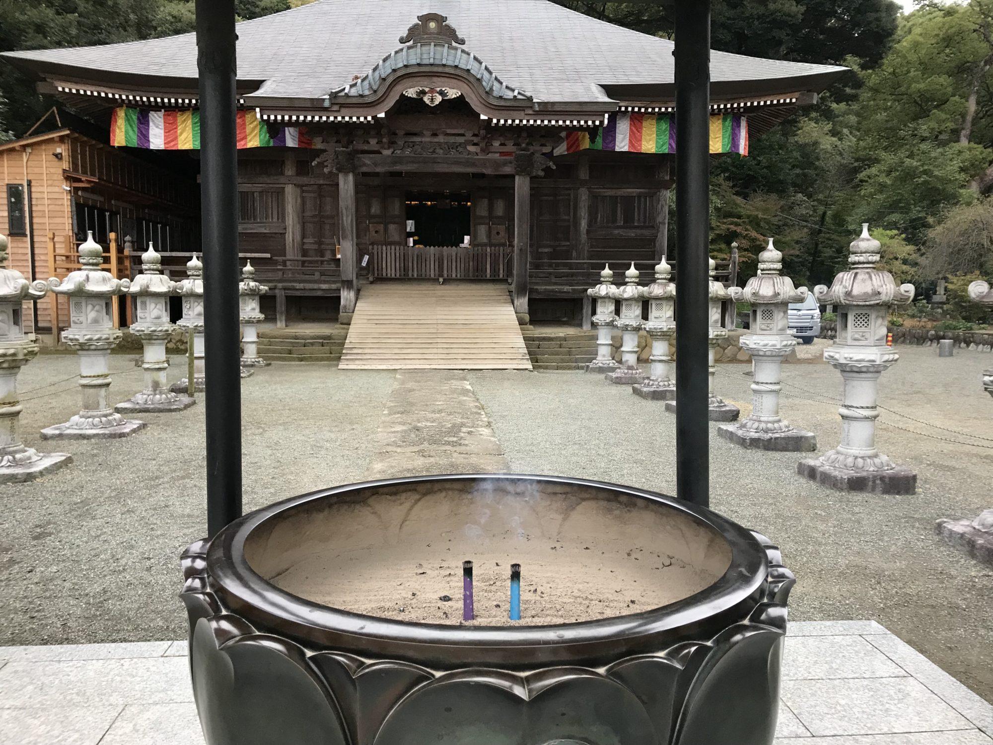 飯山長谷寺線香