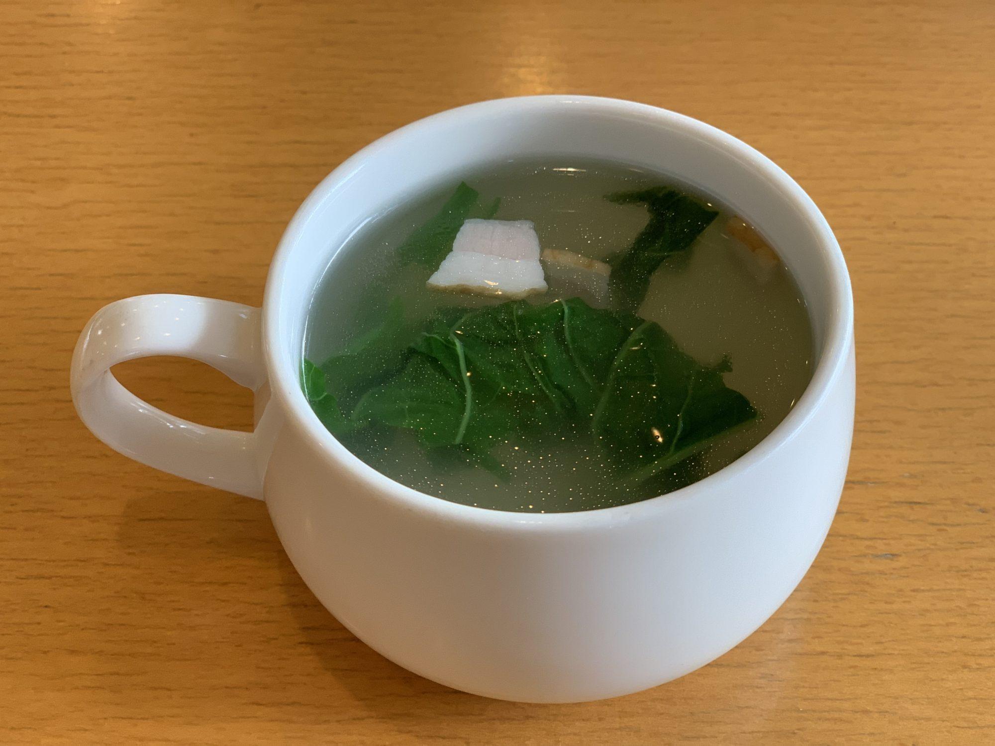 厚木七沢ベンガルランチスープ