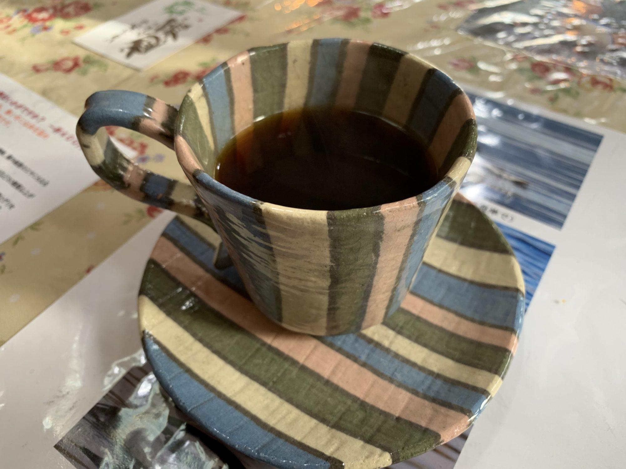 煙の木コーヒー