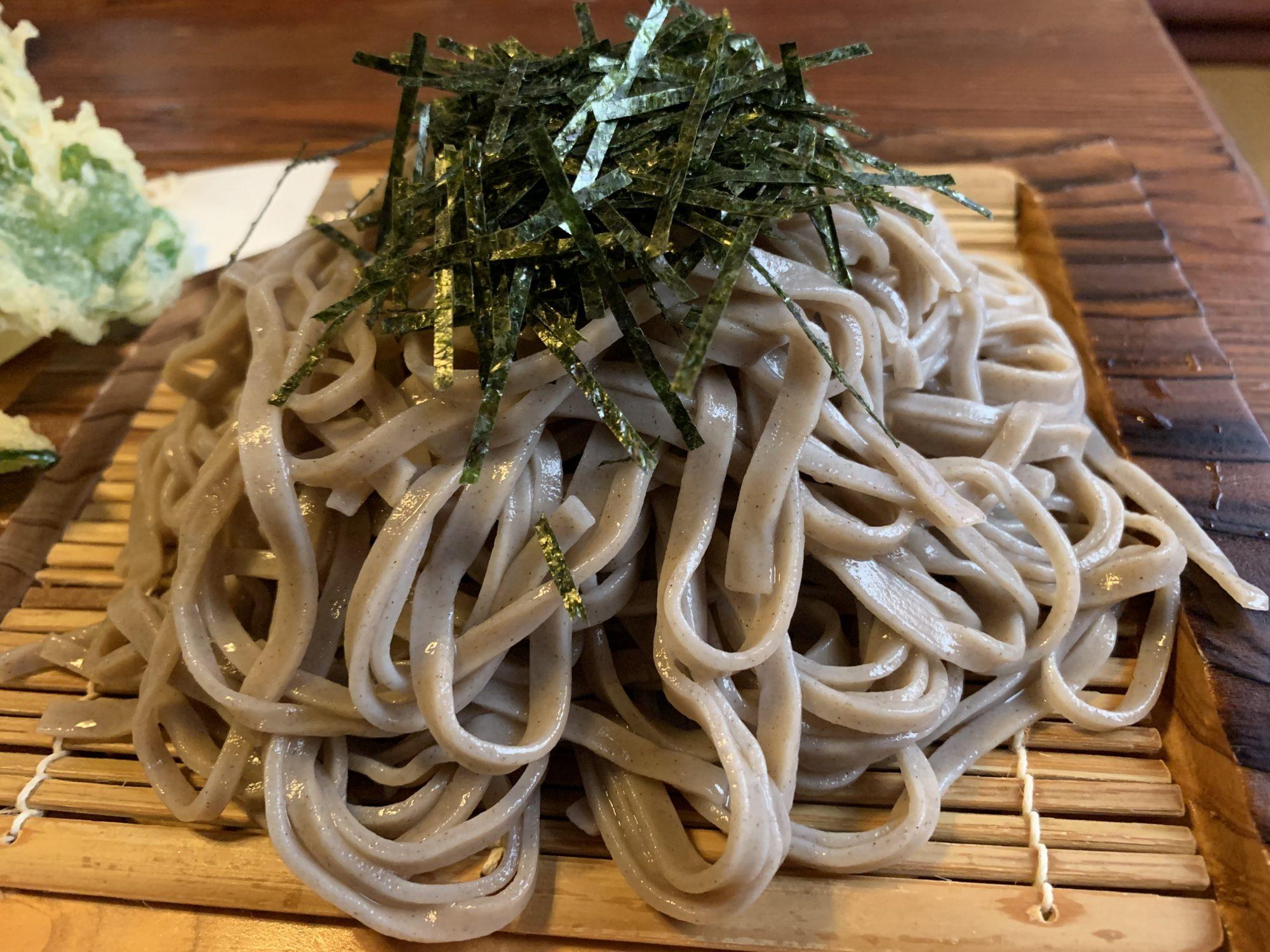 伊豆の佐太郎蕎麦